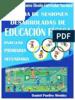 Sesiones Desarrolladas de Educación Fisica