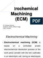 Electrochemical Machining (ECM).ppt