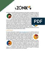 Revisión Inicial Información PICAP - AMAZÒNIKO