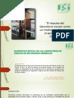 Los Laboratorios de Ciencias Al Servicio de Los Docentes en Secundarias Generales