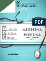 Gpc Medicina Interna - Huem 1ª Edición
