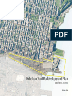 2014 Hoboken Railyard Redevelopment Plan