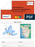 Facing Diversity - ERASMUS + KA 1 - 2019