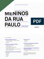 Guia de Leitura - Os Meninos Da Rua Paulo