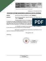 Oficio Al Medico Legal