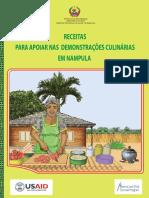 Mozambique Receitas