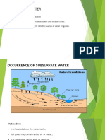Subsurface Water.pptx
