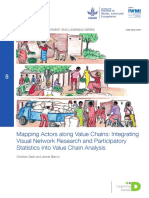 Mapping Actors in Value Chain