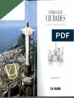Cómo leer ciudades
