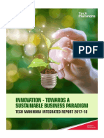 Tech Mahindra Integrated Report 2017 18