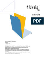 FMP 5 User's Guide