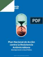 Msp Plan Nacional Accion Contra Resistencia Antimicrobiana