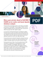 Move your private cloud to Dell EMC PowerEdge C6420 server nodes and boost Apache Cassandra database analysis - Summary