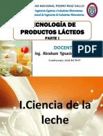 TECNOLOGIA DE PRODUCTOS LACTEOS