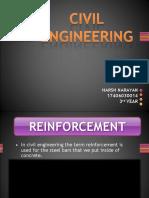 Civil Engineering Reinforcement New
