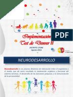 Neurodesarrollo. Denver II