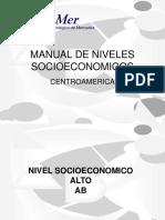MANUAL DE NIVELES SOCIOECONOMICOS..ppt