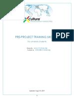 X Culture Training 2019 2 Student