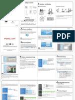 Foscam - Installation Guide for FI8909W FI8910W FI8910E FI8918W