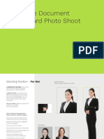 Guideline Document for ID Card Photo Shoot Annexure B