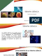 Terapia Genica e implicaciones bioéticas