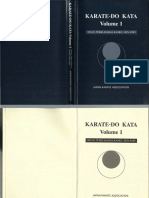 Karate Do Kata Volume 1