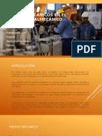 Riesgos Mecánicos en El Sector Metalmecánico Nuevo