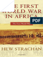 0199257280 First World War in Africa