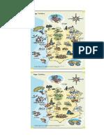 Mapa Iquique 8 Años
