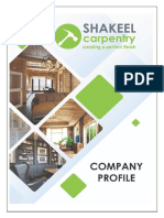 Profile Shakeel Carpentry Joinery Works