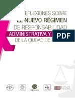 Nuevo Regimen de Responsabilidad Administrativa