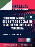 Concepto e Implicaciones Del Estado Social