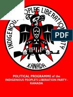 Iplp Draft Political Programme