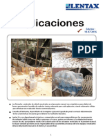 Manual de Aplicaciones v 01.1 Reductores LENTAX