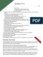 Tutorial Inicio BonitaSotf 7.7
