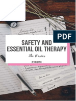 Jade Shutes Essential Oil Safety Basics