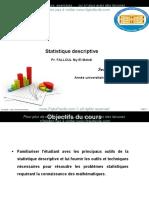 Cours Statistique Descriptive Www.fsjesfacile.com