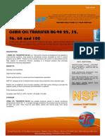 Ficha técnica osma oil transfer bg-90 english