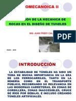 04 Aplicación de Mec. de Rocas en Diseño de Tuneles