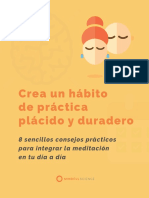 eBook Crea El Habito de Meditacion Mindfulscience VersionSMARTPHONE
