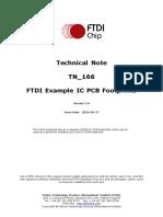 FTDI Common Footprints