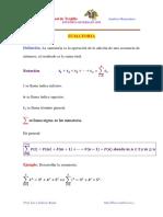 Analisis matemático de la UNT