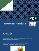 Planificación Estrategica (Clase 30-11-2014)