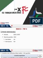TRF 4 - RAIXO X - Direito Administrativo - Vandré.pdf