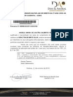 Interlocutória - Suspensão Processo --ANGELA MARIA x Adailton