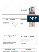 brief introduction to sociology