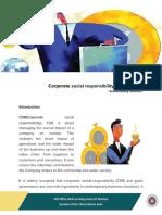 Case Study - CSR