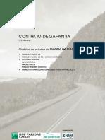 Garantia contrato