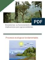 2. Funcionamiento Ecosistemas