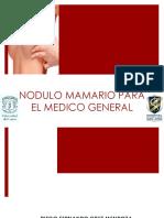 Diagnóstico de La Masa Mamaria